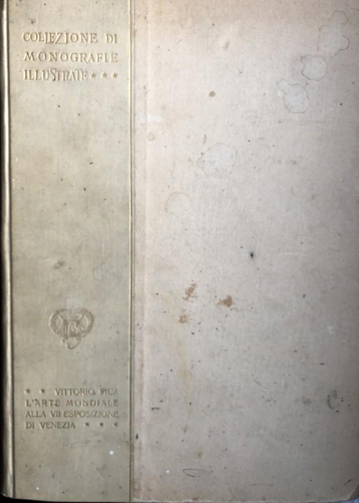 Catalogo Biennale di Venezia 1907